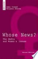 Whose News?