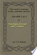 The Hope of Israel and Creation