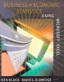 Business and Economic Statistics Using Microsoft Excel
