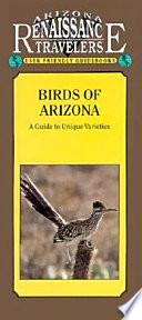 Birds Of Arizona