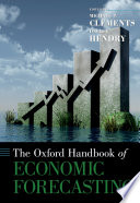 The Oxford Handbook Of Economic Forecasting book
