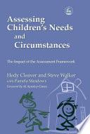 Assessing Children's Needs and Circumstances