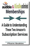 Audible   Kindle Unlimited Memberships