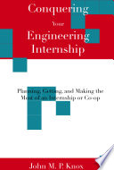 Conquering Your Engineering Internship