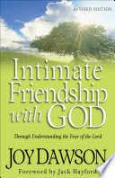 Intimate Friendship With God