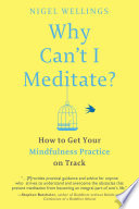 Why Can t I Meditate