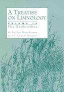 A Treatise on Limnology: The zoobenthos