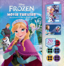 Disney Frozen Movie Theater Storybook   Movie Projector