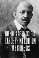 The Souls of Black Folk  Large Print Edition