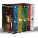 Game of Thrones 5 Copy Boxed Set