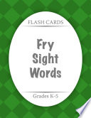 Flash Cards  Fry Sight Words