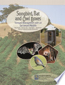 Songbird  Bat and Owl Boxes
