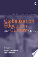 Globalisation  Education and Culture Shock