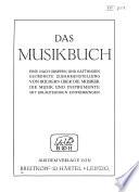 Das musikbuch