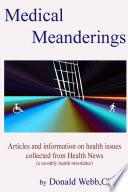 Medical Meanderings