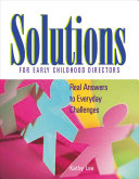 Solutions for Early Childhood Directors