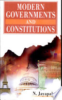 Modern Governments And Constitutions 2 Vols Set
