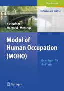 Model of Human Occupation  MOHO