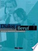 Dialog Beruf 1