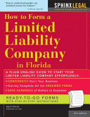 Form a Limited Liability Company in Florida