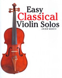 Easy Classical Violin Solos