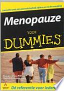 Menopauze Voor Dummies