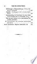 Jahrb  cher der gesammten deutschen juristischen Literatur