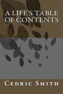 A Life s Table of Contents