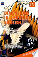 Dimensions in Learning English Iv
