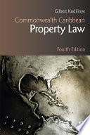 Commonwealth Caribbean Property Law