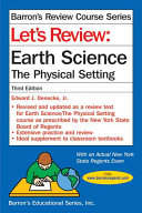 Let S Review Earth Science