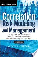 Correlation Risk Modeling and Management