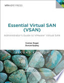 Essential Virtual SAN  VSAN