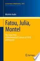Fatou  Julia  Montel