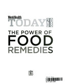The power of food remedies