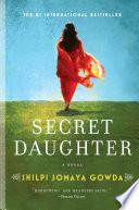 Secret Daughter book
