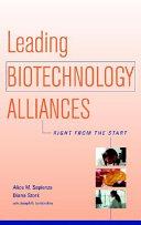 Leading Biotechnology Alliances
