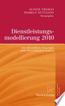 Dienstleistungsmodellierung 2010