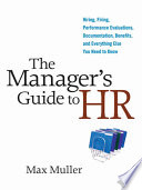 The Manager s Guide to HR