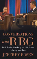 Book Conversations with RBG
