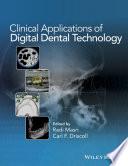 Clinical Applications Of Digital Dental Technology book