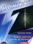 Arthur and the Legends of Camelot   Teacher s Notes