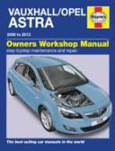 Vauxhall Opel Astra