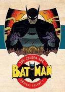 Batman  The Golden Age Omnibus