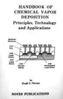 Handbook of Chemical Vapor Deposition
