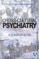 Cross Cultural Psychiatry book