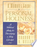 A Woman s Guide to Personal Holiness