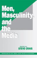 download ebook men, masculinity and the media pdf epub