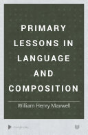 Primary Lessons in Language and Composition