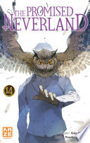 couverture The Promised Neverland T14